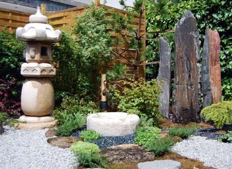 diseo de jardines japoneses