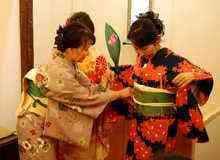Kitsuke: el arte de vestir un kimono
