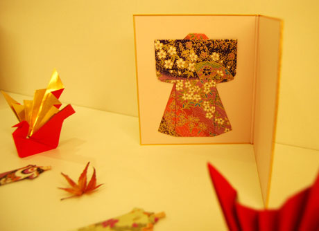 Cursos de Origami (papiroflexia japonesa)